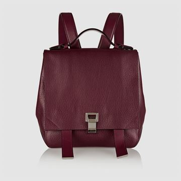 Picture of Stylish Leather backpack