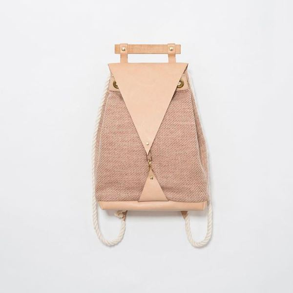 Picture of Casual Textile backpack